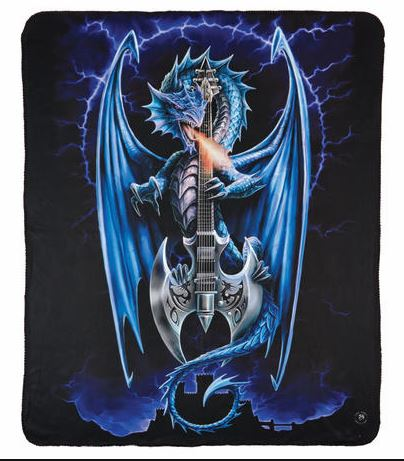 Anne Stokes Collection Powerchord Doona Cover Bed Set