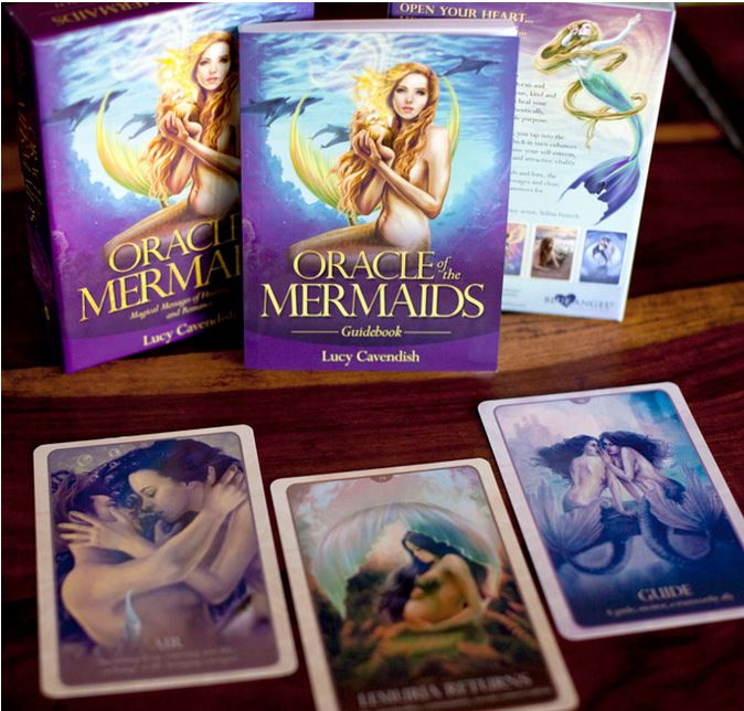 Oracle Of The Mermaids By Selina Fenech Cards And Book